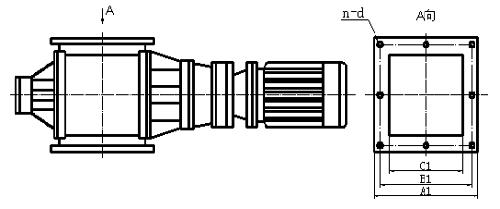 六根加热管星型接线图